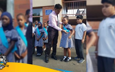 Prefects Pledge and Induction