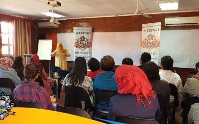 Overport SRS hosts Foundation Phase Reading workshop